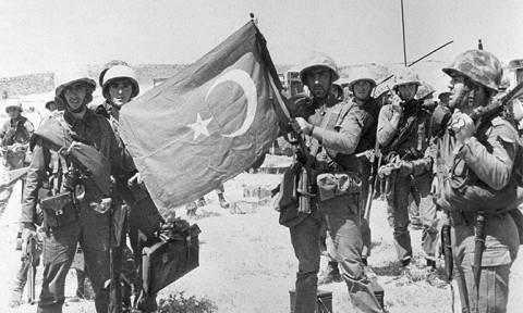 Hurriyet: Προκαλεί βίντεο με αδημοσίευτο υλικό απο την τουρκική εισβολή του 1974 (video)