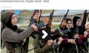 Τουρκία: Προκήρυξη 5.000 εθελοντών στρατιωτών στις κουρδικές περιοχές