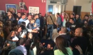 Εκλογές 2015: «Χαμός» στο σχολείο που ψήφισε ο Αλέξης Τσίπρας (photos+video)