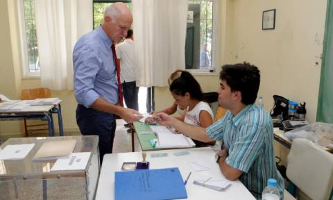 Εκλογές 2015 - Παπανδρέου: Χρειάζεται εκ βάθρων αλλαγή της χώρας