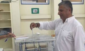 Αποτελέσματα εκλογών 2015: Πατούλης - Η χώρα χρειάζεται συνεργασία όλων των πολιτικών δυνάμεων