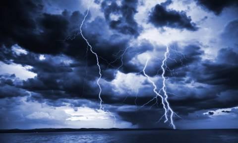 «Αγριεύει» ο καιρός - Έρχονται καταιγίδες από το βράδυ της Κυριακής (20/9)