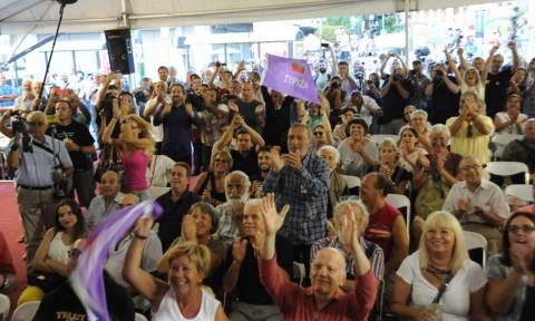 Αποτελέσματα εκλογών 2015: ΣΥΡΙΖΑ - Η πρώτη θέση έχει κριθεί