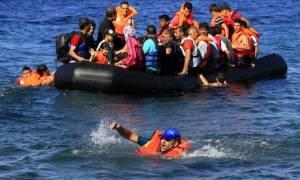 Μυτιλήνη: Εντοπίστηκε σορός γυναίκας από το σημερινό ναυάγιο