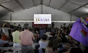 Αποτελέσματα εκλογών 2015: Το κοντράστ συναισθημάτων - Χαρά και λύπη σε μερικά κλικ (photos)
