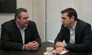 Επικοινωνία Τσίπρα - Καμμένου - Προχωρούν σε σχηματισμό κυβέρνησης