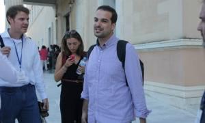 Αποτελέσματα εκλογών 2015 - Σακελλαρίδης: Ο κόσμος μας δίνει μια ευκαιρία, μας εμπιστεύεται