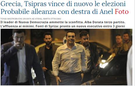 La Stampa copy