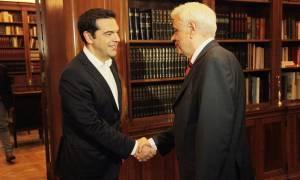 Αποτελέσματα εκλογών 2015: Στον Παυλόπουλο τη Δευτέρα ο Τσίπρας
