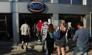 ΟΑΕΔ: Στους 815.434 οι εγγεγραμμένοι άνεργοι που ψάχνουν δουλειά