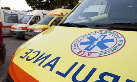 Σοβαρό τροχαίο με λεωφορείο στην Άρτα – Πέντε βαριά τραυματίες