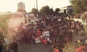Οι τουρκικές Αρχές κλείνουν το δρόμο των προσφύγων προς την Ανδριανούπολη