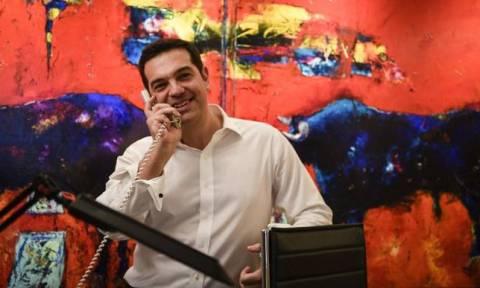 EU Council Tusk congratulates Tsipras