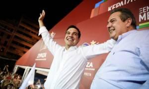 Αποτελέσματα εκλογών 2015: Τσίπρας – Καμμένος αποφασίζουν τη νέα κυβέρνηση