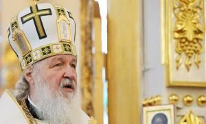 Πατριάρχης Μόσχας: Οι κυρώσεις θα διδάξουν πολλά στη Ρωσία