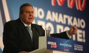 Αποτελέσματα εκλογών 2015 - Καμμένος: Αύριο ή μεθαύριο θα ανακοινωθεί η νέα κυβέρνηση