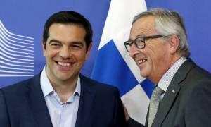 Αποτελέσματα εκλογών 2015 – Γιούνκερ σε Τσίπρα: «Αγαπητέ φίλε… συγχαρητήρια»