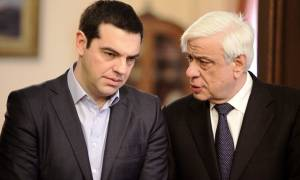 Εντολή σχηματισμού κυβέρνησης έλαβε ο Αλέξης Τσίπρας
