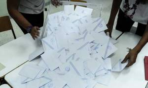 Ολοκληρώθηκε η καταμέτρηση των ψήφων – Αυτό είναι το τελικό αποτέλεσμα