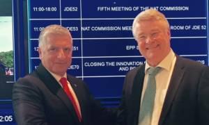 Αίτημα παράτασης του ΕΣΠΑ κατέθεσε η ΚΕΔΕ στις Βρυξέλλες
