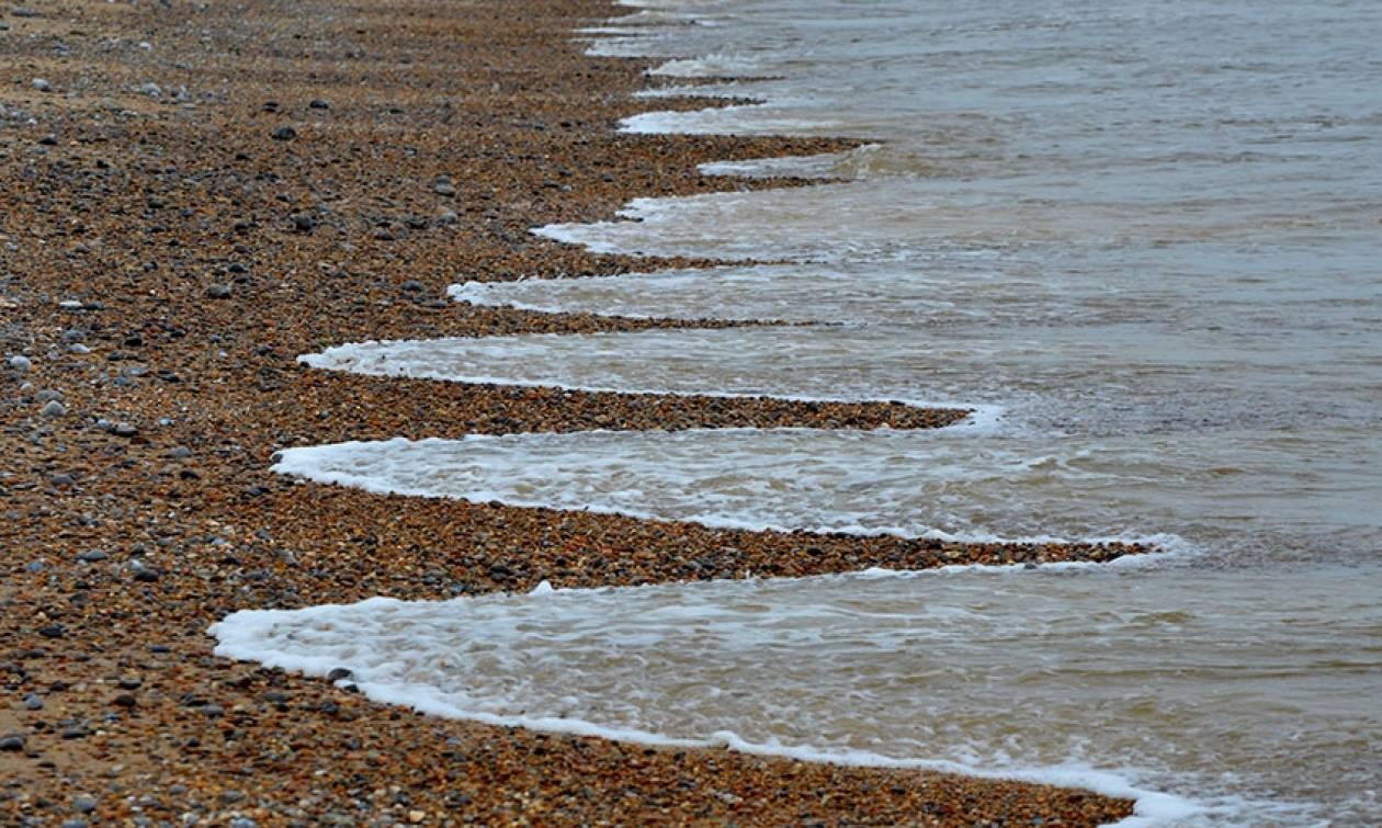 Τα μυστηριώδη μοτίβα στην παραλία που δεν μπορούν να εξηγήσουν οι επιστήμονες (photos)