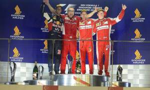 F1 Grand Prix Σιγκαπούρης: Η στρατηγική του αγώνα