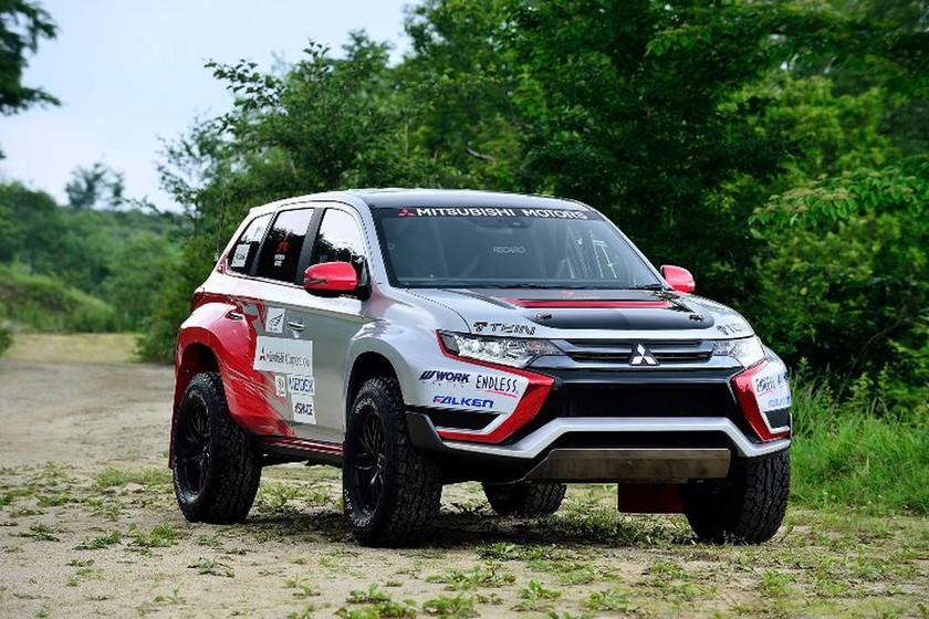 Mitsubishi: Το Νέο Outlander PHEV στο Baja Portalegre 500 Challenge