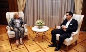 Θάνου σε Τσίπρα: Οδηγήστε τη χώρα στην οριστική έξοδο από την κρίση