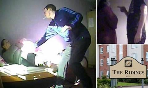 Βίντεο – σοκ: Κακοποίηση ηλικιωμένων σε βρετανικό οίκο ευγηρίας