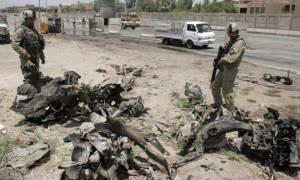 Ιράκ: Τουλάχιστον 12 νεκροί μετά από βομβιστική επίθεση του ΙΚ