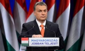 Ορμπάν: Η Ευρώπη έχει «βουλιάξει» από τους μετανάστες