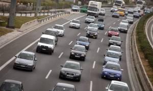 Κακοκαιρία: Σε ποιους δρόμους της Αθήνας παρατηρείται αυξημένη κίνηση