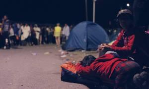 Εκατοντάδες πρόσφυγες στα σύνορα Τουρκίας - Βουλγαρίας (photos)