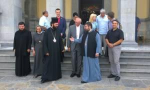 Ο Μητροπολίτης Αυστρίας στην Κρήτη (video)