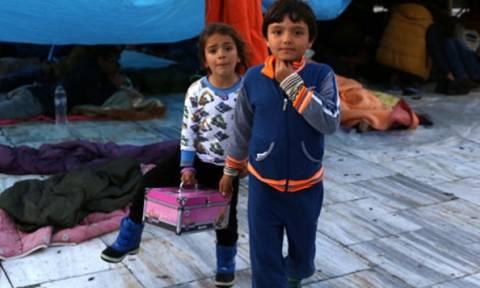Η Κέρκυρα συγκεντρώνει έκτακτη βοήθεια για τους πρόσφυγες στη Λέσβο
