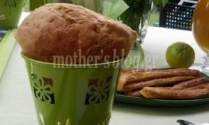 Συνταγή για πεντανόστιμα ψωμάκια με ταχίνι, από τα χεράκια μας!