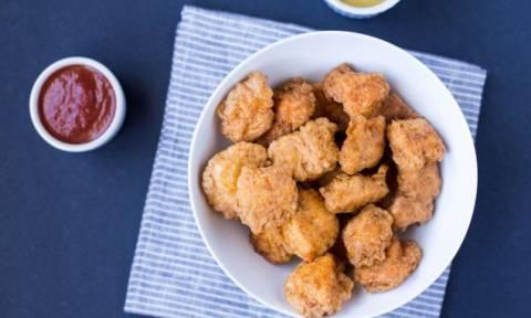 Αν έχεις τύχη διάβαινε: Παρήγγειλε φτερούγες κοτόπουλου και του έστειλαν… (photo)