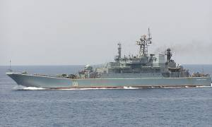Ρωσικές ναυτικές ασκήσεις στην Ανατολική Μεσόγειο
