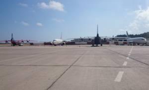 Έκλεισε εκτάκτως το αεροδρόμιο της Ρόδου