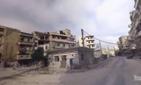 Συγκλονιστικό: Δείτε γιατί οι Σύριοι φεύγουν από τη χώρα τους (video)