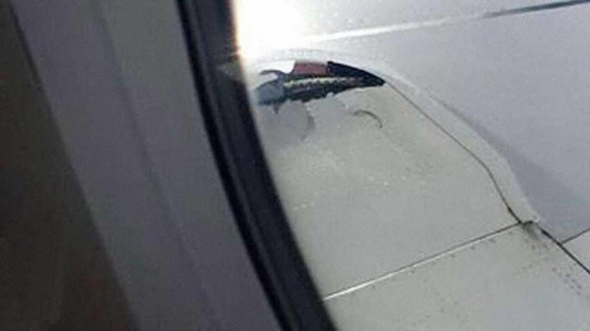 Παραλίγο τραγωδία – Άνοιξε τρύπα στο αεροπλάνο σε πτήση από το Ντίσελντορφ προς την Κω (pics)