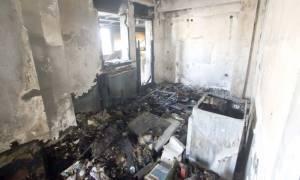 Δύο νεκροί από πυρκαγιά σε διαμέρισμα στο κέντρο της Θεσσαλονίκης (photos - video)