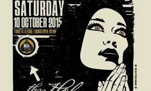 Οι Thee Holy Strangers live με νέο άλμπουμ στο An Club