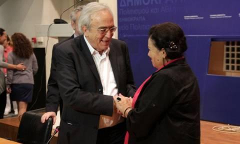 Τελετή παράδοσης παραλαβής στο υπ. Πολιτισμού - Μπαλτάς: Είμαστε υπέρ της πολιτικής ανεξιθρησκείας