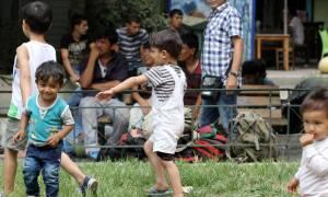 ΙΣΑ-Ίδρυμα Μ. Βαρδινογιάννη: Βιβλιάριο υγείας και περίθαλψη σε όλα τα προσφυγόπουλα