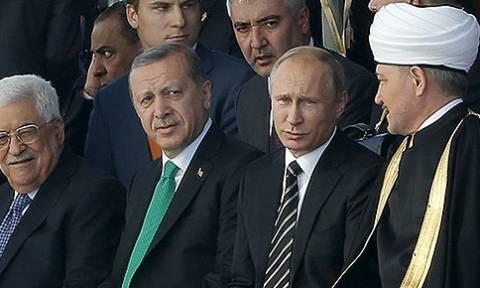 Αγωγός και Συρία στην ατζέντα της συνάντησης Πούτιν – Ερντογάν
