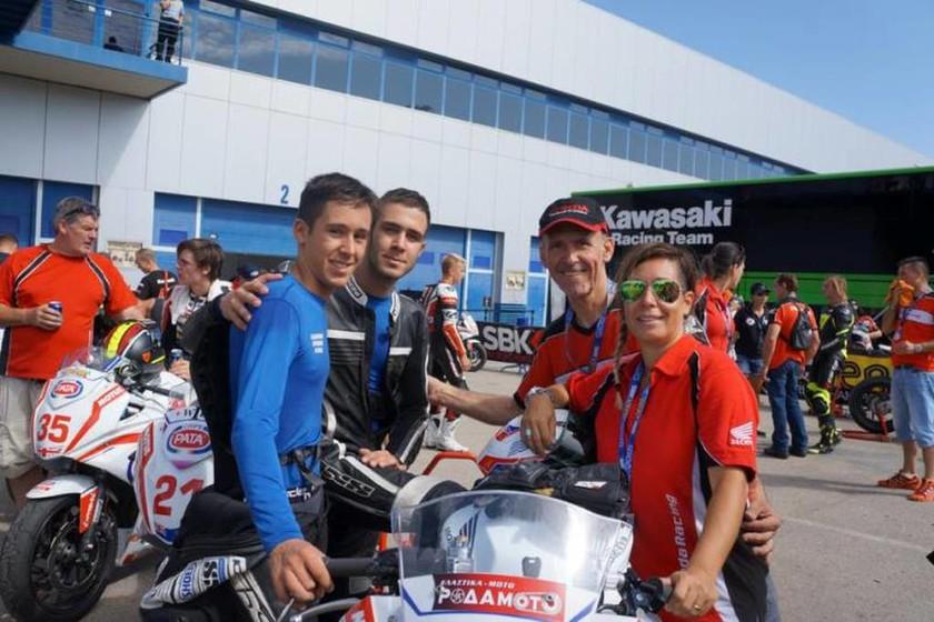 European Junior Cup Jerez: Η οικογένεια Καρακώστα συνεχίζει το ταξίδι της στο Ευρωπαϊκό Κύπελλο Νέων