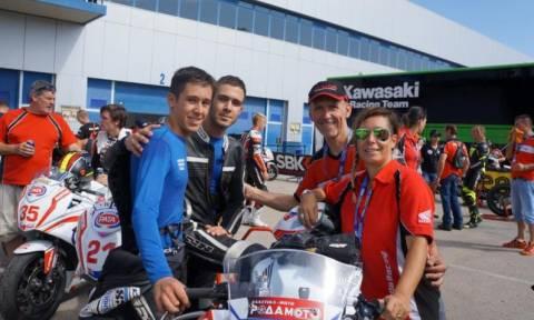 European Junior Cup Jerez: Οι Αφοί Καρακώστα στην 16η και την 20η θέση (photos)