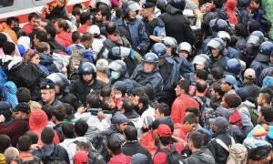 Κροατία: Σοβαρά επεισόδια σε καταυλισμό προσφύγων