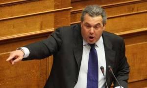 Πάνος Καμμένος: Δεν θα είχα αφήσει να μπει στη Βουλή ο Δημήτρης Καμμένος αν ήξερα για τα tweets